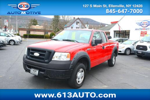 2007 Ford F-150 XL SuperCab 4WD Ulster County NY