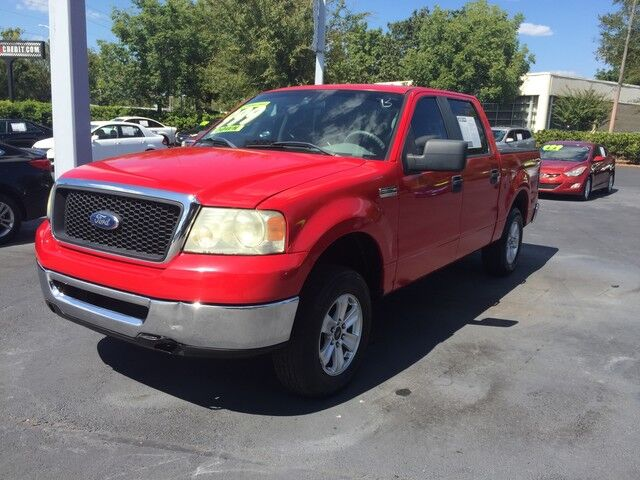 2007 Ford F-150 XLT Gainesville FL