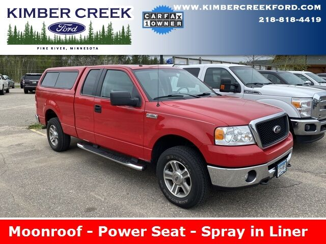 2007 Ford F-150 XLT Pine River MN