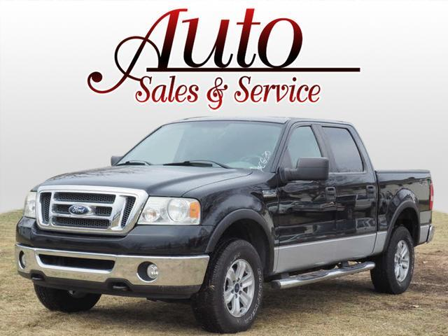 2007 Ford F-150 XLT SuperCrew 4WD Indianapolis IN