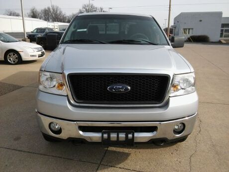 2007 Ford F-150 XLT SuperCrew Short Box 4WD Clarksville IN