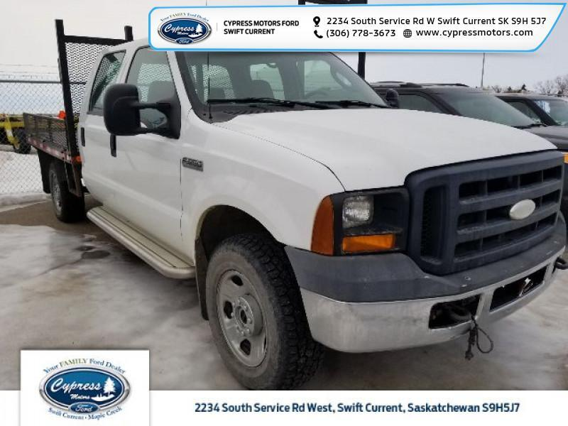2007 Ford F-350 Super Duty XLT Swift Current SK
