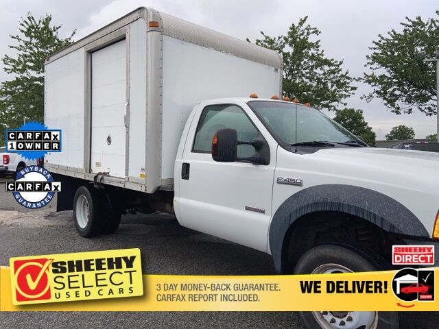 2007 Ford F-450SD XL Springfield VA