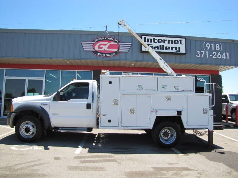 2007 Ford F-550 DRW XL Collinsville OK