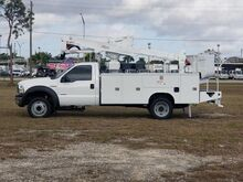 2007_Ford_F550XL_Bucket Truck (Diesel)_ Homestead FL