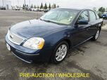 2007 Ford Five Hundred SEL PRE-AUCTION