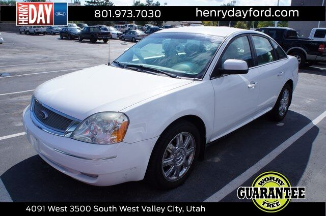 2007_Ford_Five Hundred_SEL_ West Valley City UT