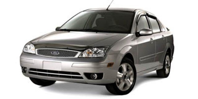 2007 Ford Focus S Akron OH
