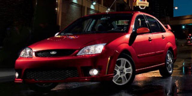 2007 Ford Focus SE Akron OH
