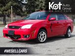 2007 Ford Focus ST, Manual Transmission, Hammer Spoiler, No Accidents!