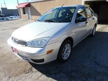 2007_Ford_Focus_ZX4 S_ St. Joseph KS