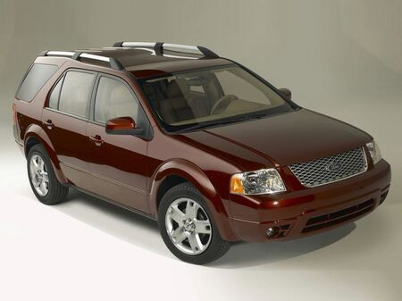 2007_Ford_Freestyle_SEL_ Delmar DE