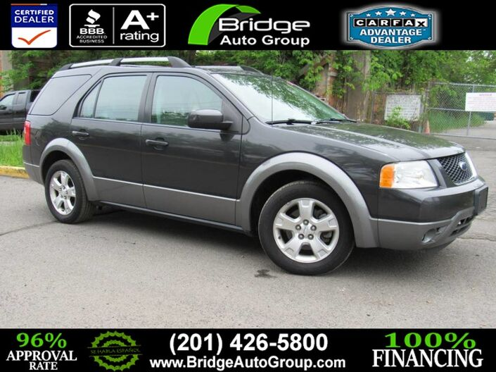 2007 Ford Freestyle SEL Hasbrouck Heights NJ
