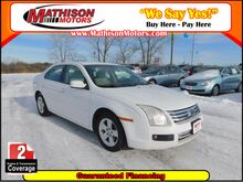 2007_Ford_Fusion_I-4 SE_ Clearwater MN