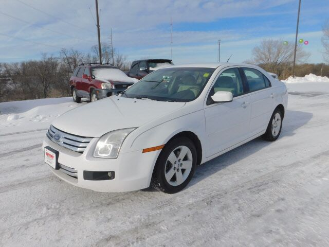 2007 Ford Fusion I-4 SE Clearwater MN