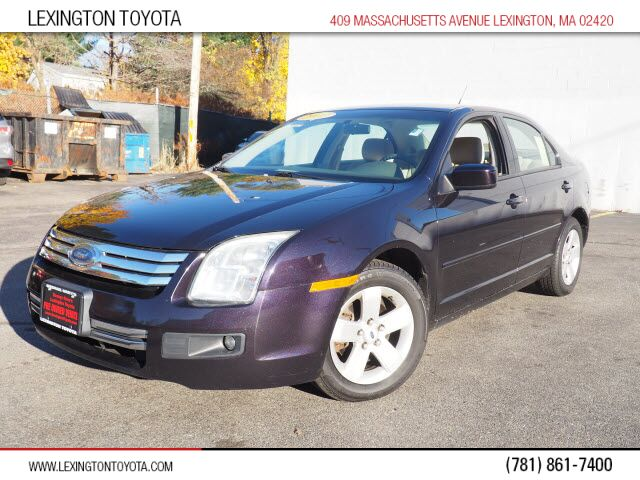 2007 Ford Fusion I-4 SE Lexington MA
