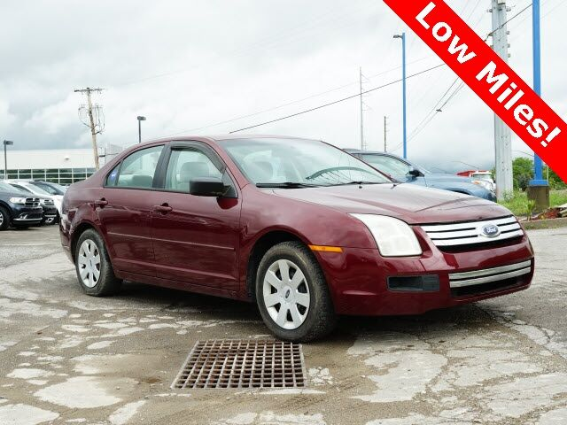 2007 Ford Fusion S Cranberry Twp PA