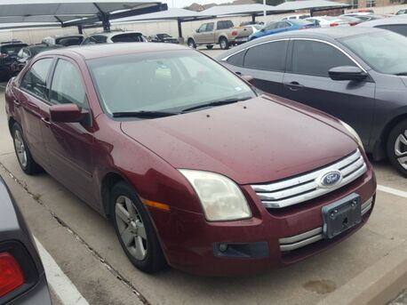 2007_Ford_Fusion_SE_ Euless TX