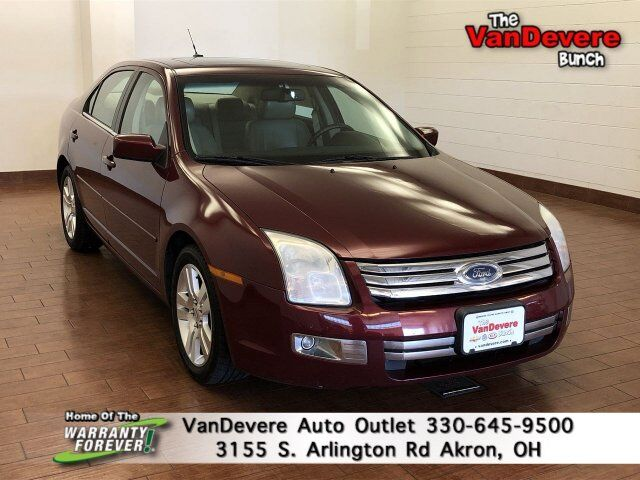 2007 Ford Fusion SEL Akron OH