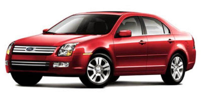 2007 Ford Fusion SEL Corvallis OR