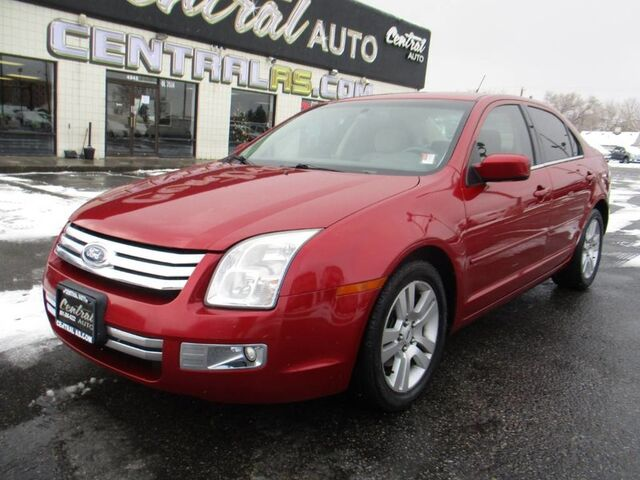 2007 Ford Fusion SEL Murray UT