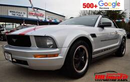2007_Ford_Mustang__ Saint Augustine FL