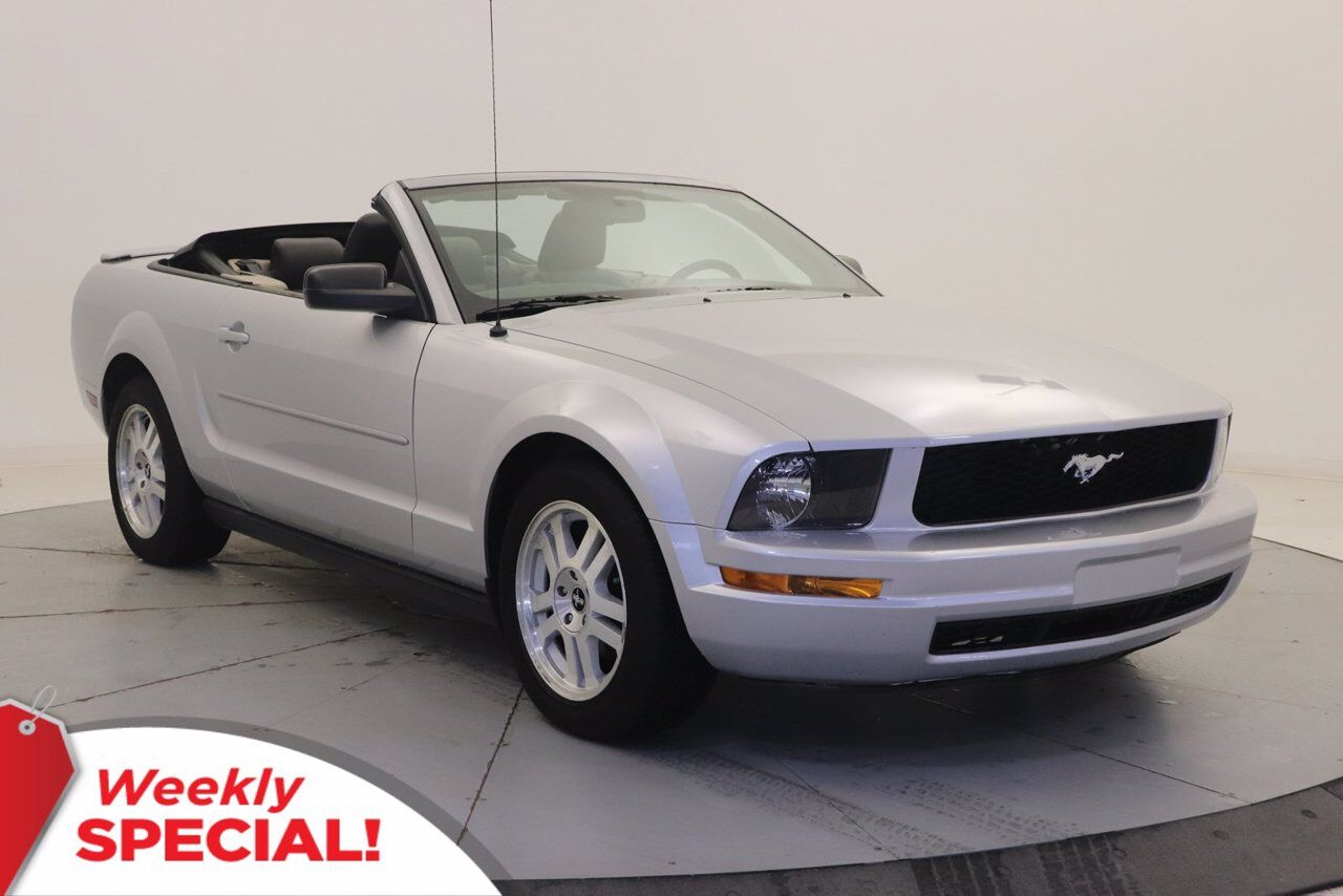 2007 Ford Mustang 2DR CONV Sherwood Park AB