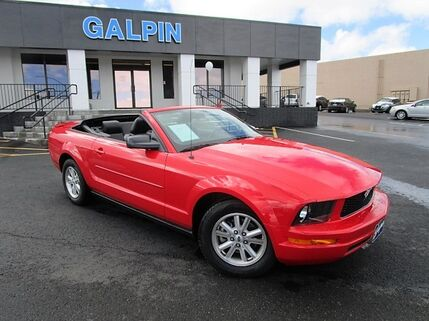 2007_Ford_Mustang_Deluxe_ Prescott AZ