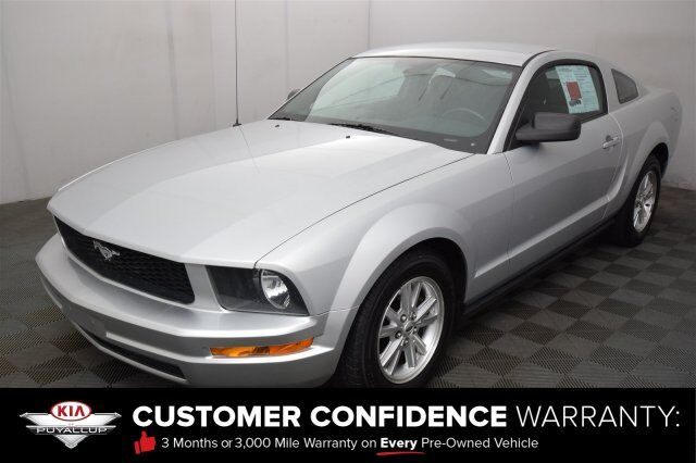 2007 Ford Mustang Deluxe Puyallup WA