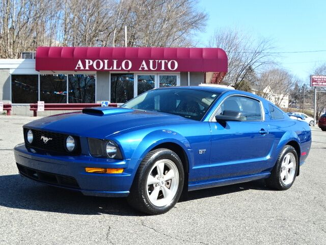 2007 Ford Mustang GT Deluxe Cumberland RI