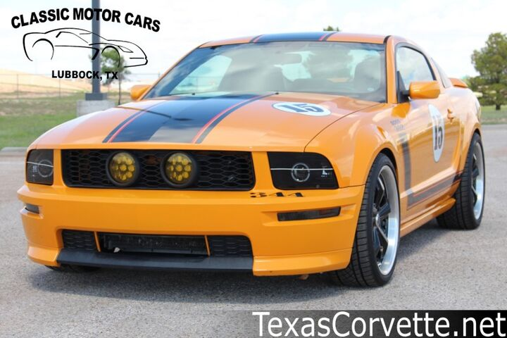 2007 Ford Mustang GT Deluxe Lubbock TX
