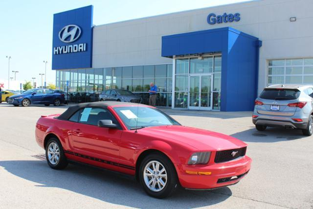 2007 Ford Mustang LX Convertible w/Automatic Richmond KY