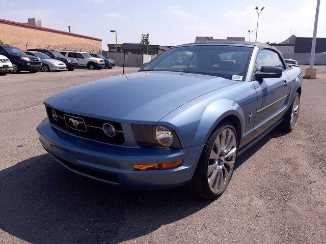 2007 Ford Mustang PREMIUM | V6 | CONVERTIBLE Calgary AB