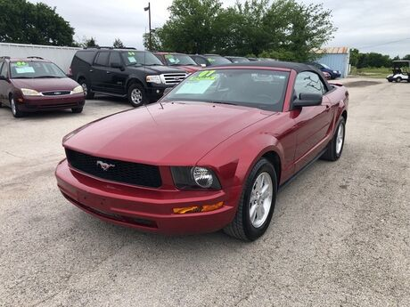 2007 Ford Mustang Premium Gainesville TX