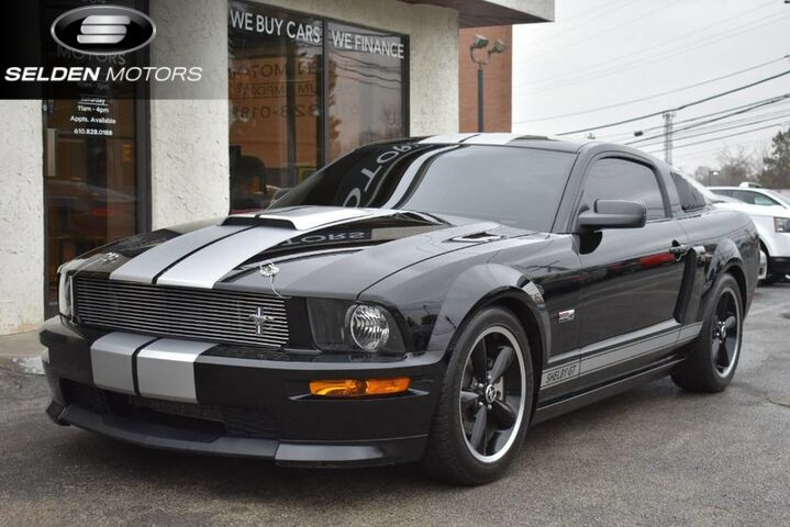 2007_Ford_Mustang_Shelby GT_ Conshohocken PA