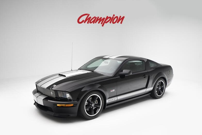 2007 Ford Mustang Shelby GT Pompano Beach FL