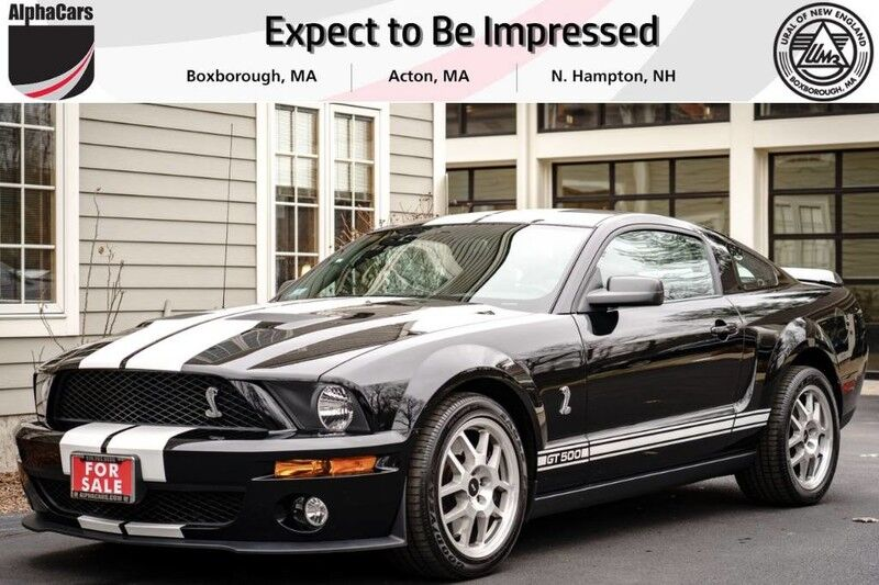 2007 Ford Mustang Shelby GT500 Boxborough MA