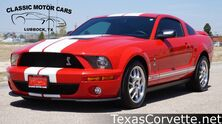 Ford Mustang Shelby GT500 Lubbock TX