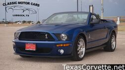 2007_Ford_Mustang_Shelby GT500_ Lubbock TX