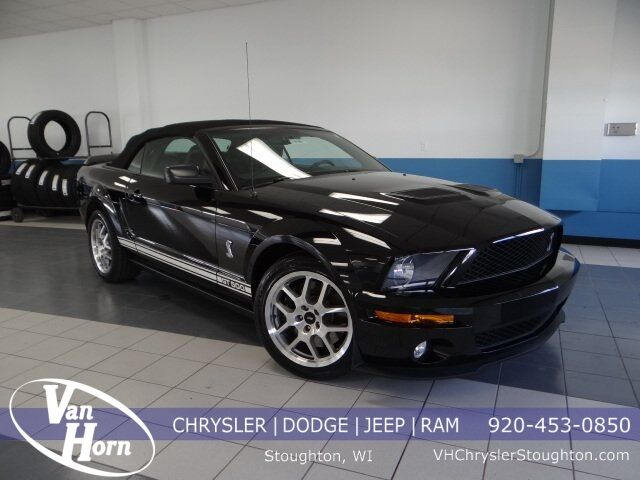 2007 Ford Mustang Shelby GT500 Milwaukee WI