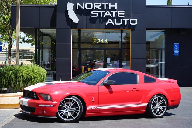 2007_Ford_Mustang_Shelby GT500_ Walnut Creek CA