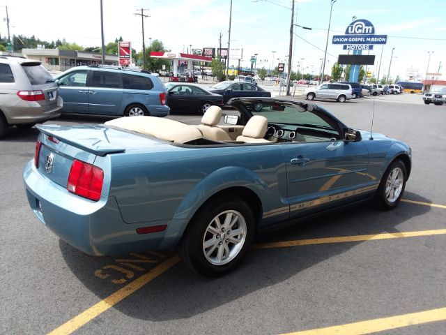 2007 Ford Mustang V6 Deluxe Convertible Spokane Valley WA
