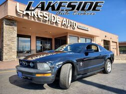 2007_Ford_Mustang_V6 Deluxe Coupe_ Colorado Springs CO