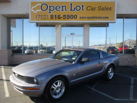2007 Ford Mustang V6 Deluxe Coupe Las Vegas NV