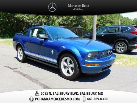 2007_Ford_Mustang_V6 Premium_ Salisbury MD