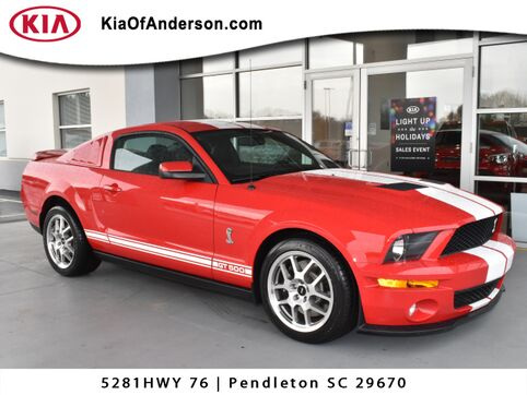 2007_Ford_Shelby GT500_Base_ Greenville SC