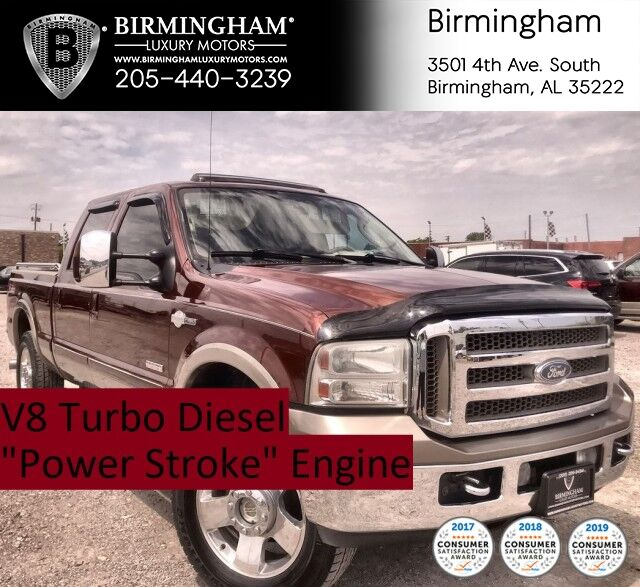 2007 Ford Super Duty F-250 KING RANCH CREW CAB Birmingham AL