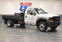 2007_Ford_Super Duty F-450 DRW_DIESEL FLATBED 'ONLY 60,000 MILES'_ Norman OK