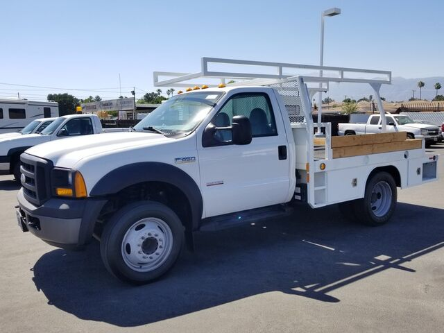 2007 Ford Super Duty F-450 DRW XL Fontana CA