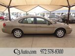 2007 Ford Taurus (fleet-only) SE